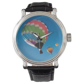 Relógio De Pulso Balões de ar quente