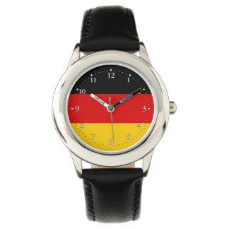 Relógio De Pulso Bandeira alemão patriótica