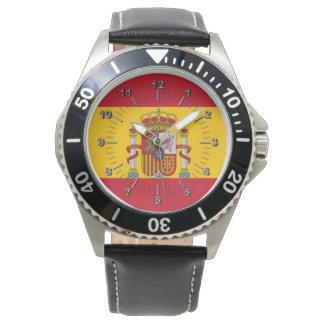 Relógio De Pulso Bandeira espanhola