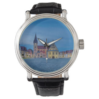 Relógio De Pulso Bardejov é uma cidade de Slovakia