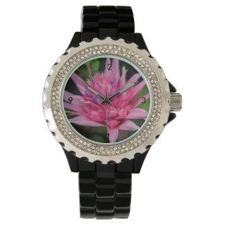 Relógio De Pulso Beleza cor-de-rosa