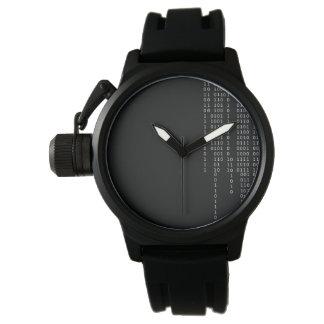 Relógio De Pulso Binário de conexão em cascata