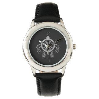 Relógio De Pulso Bolhas da tartaruga de mar