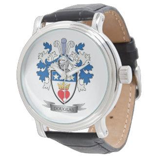 Relógio De Pulso Brasão da crista da família de Douglas