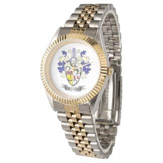 Relógio De Pulso Brasão da crista da família de McLean