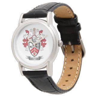 Relógio De Pulso Brasão da crista da família de Oliver