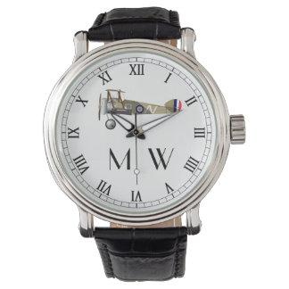Relógio De Pulso CAMELO de SOPWITH | Monogrammed