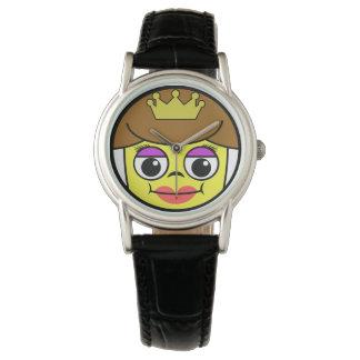 Relógio De Pulso Cara da rainha