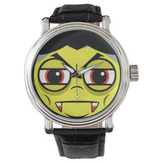 Relógio De Pulso Cara do vampiro
