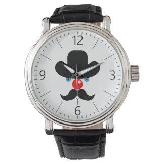 Relógio De Pulso Cara engraçada do palhaço