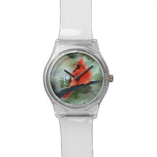 Relógio De Pulso Cardeal do inverno
