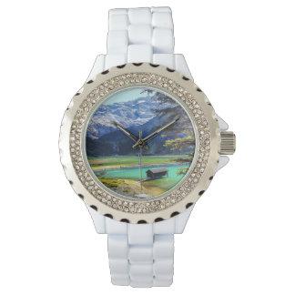 Relógio De Pulso Casa do lago