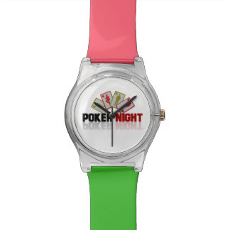 Relógio De Pulso Casino do póquer