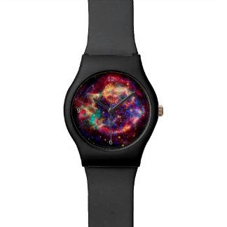 Relogio De Pulso Cassiopeia do monograma, o Supernova o mais novo