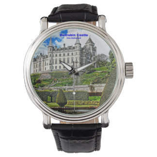 Relógio De Pulso Castelo Seat de Dunrobin do clã Sutherland