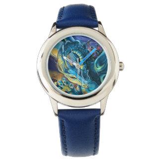 Relógio De Pulso Cavaleiro e feiticeiro do dragão
