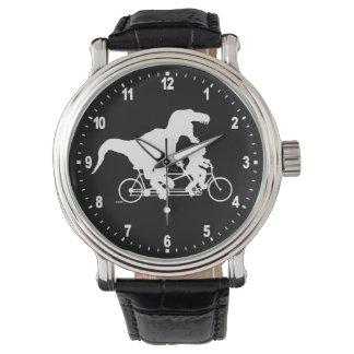 Relógio De Pulso Ciclismo ido de Squatchin com T-rex