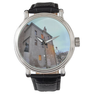 Relógio De Pulso Cidade velha de Genebra
