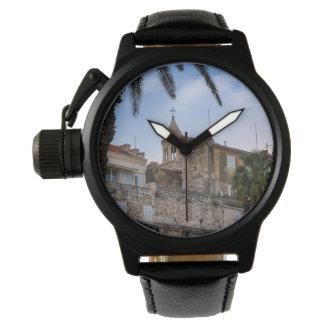 Relógio De Pulso Cidade velha, separação, Croatia