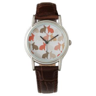 Relógio De Pulso Coelhinhos da Páscoa