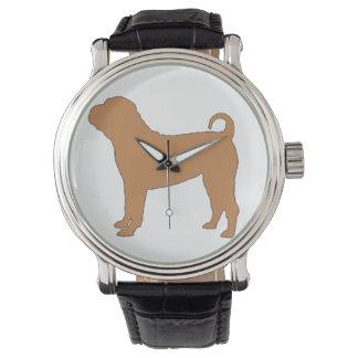 Relógio De Pulso cor shar chinesa do silo