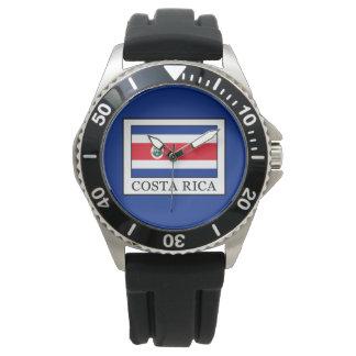 Relógio De Pulso Costa Rica