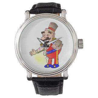 Relógio De Pulso Cozinheiro chefe do circo