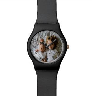 Relógio De Pulso Criar sua própria foto feita sob encomenda