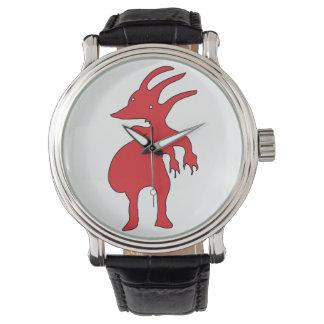 Relógio De Pulso Criatura grotesco isolada