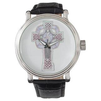 Relógio De Pulso Cruz celta