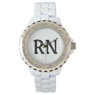 Relógio de pulso da enfermeira
