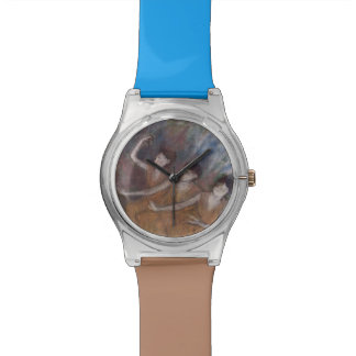 Relógio De Pulso Danseuses de Edgar Degas | Trois