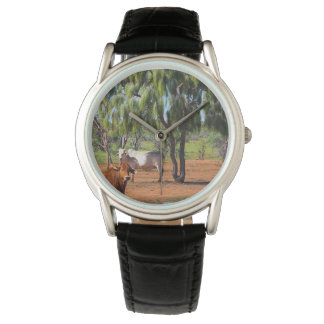 Relógio de pulso das árvores de Waddi