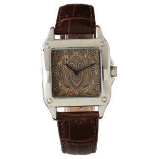 Relógio De Pulso Das mulheres feitas sob encomenda do vintage de