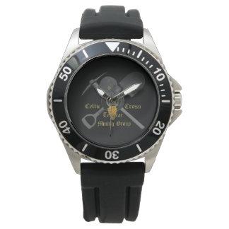 Relógio de pulso de CCTMG