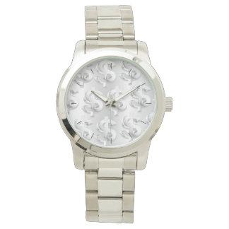 Relógio De Pulso $ $ de prata