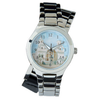 Relógio de pulso de San Xavier del CCB da missão
