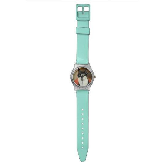 Relógio de pulso de turquesa - Felix