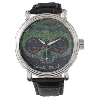 Relógio De Pulso Design de GhuluMuck