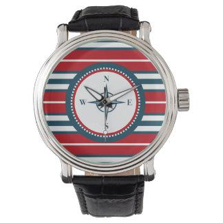 Relógio De Pulso Design náutico