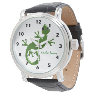 Relógio De Pulso Design personalizado do geco