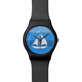 Relógio De Pulso Design temático náutico