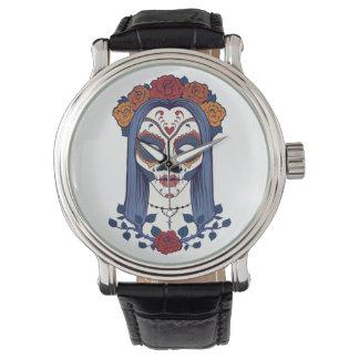 Relógio De Pulso Dia da mulher do morto