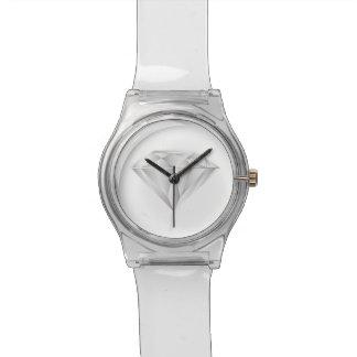 Relógio De Pulso Diamante branco para meu querido