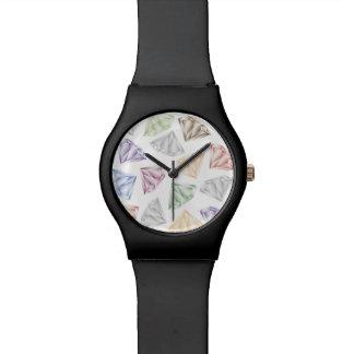Relógio De Pulso Diamantes coloridos para meu querido