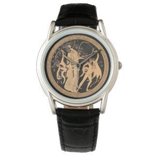 Relógio De Pulso Dionysus e os Satyrs