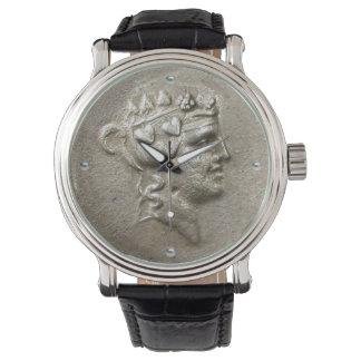Relógio De Pulso Dionysus Tetradrachm