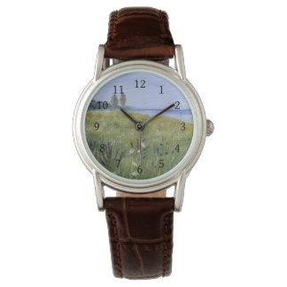 Relógio de pulso do Rio Delaware do laço da rainha