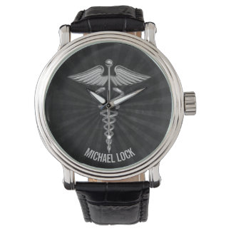 Relógio De Pulso Doutores personalizados legal das enfermeiras do