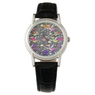 Relógio De Pulso Dragões mágicos bonitos